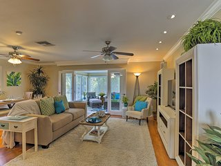 Fort Myers Bungalow - 12 Miles to the Beach!