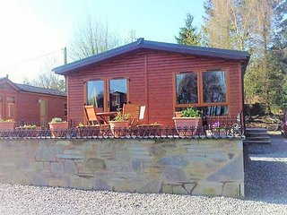 The Eagle's Rest - Luxury Lodge - Sleeps 4 - Near Gleneagles