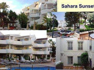 2 bedroom apartment at Sahara Sunset Club to rent