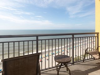 Oceanfront Suite for 4 | Spa, 3 Pools, 2 Hot Tubs, and More On-Site!