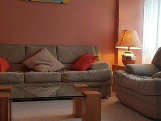 Mexican comfy loft