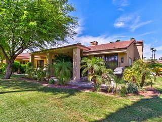 NEW LISTING! Palm Valley Country Club home with shared pool, near attractions