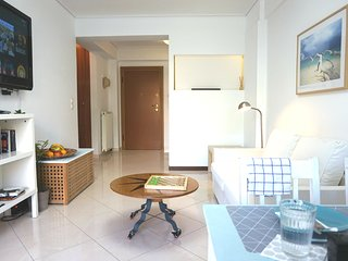 Cosy Apt in Athens Port - Great Location