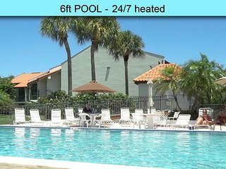 ISLAND VACATION -Family 3-6. WaterFont! Beaches+Swimming+Bicycling+Kayaking+more