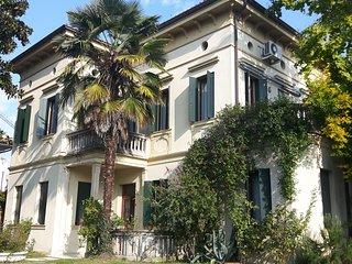 Cà del Conte, elegante villa comoda per Venezia