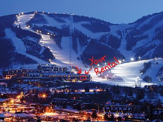 Ski-In/Ski-Out Condo Located at Base of Park City Mountain Resort!
