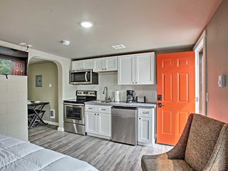 NEW! Spokane Valley Apartment- 15 Mins to Downtown