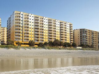 Myrtle Beach Shore Crest Vacation Villas 2 Bdrm