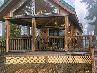 #45 The Cabins at Hyatt Lake-Sleeps 4