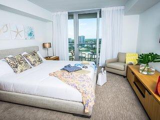 Great Bay View 2 Bed 2 Bath Residence At Beachwalk Resort