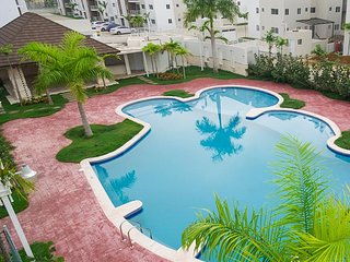 NEW WONDERFUL APARTMENT WITH POOL,TV,WIFI,FULL A/C,PATIO