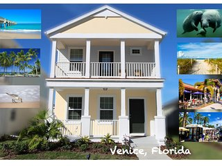 New Vacation Home - Safe & Charming Venice Florida - Now booking Xmas 2019 & Up!