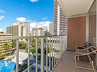 Marine Surf Waikiki 908 - Condominium