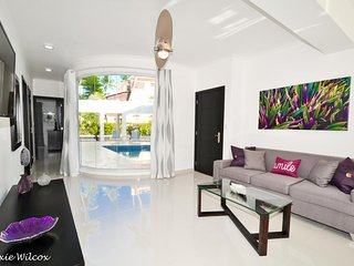 The SANCTUARY at Los Corales Luxury Beach Condo - Ground Level