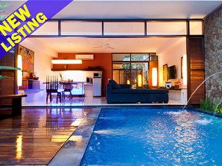 2 Bedroom Private Pool Villa, 10 Minutes to Central Ubud;