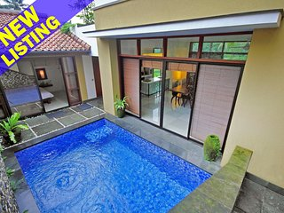 Premierre 2 Bedroom Villa, 10 Minutes to Central Ubud;