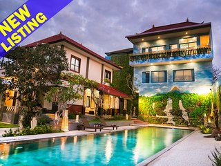 Crystaloka, 11 Bedroom Villa, Nusa Dua