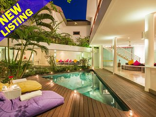 3 Bedroom Villa 100meters from Seminyak Beach>