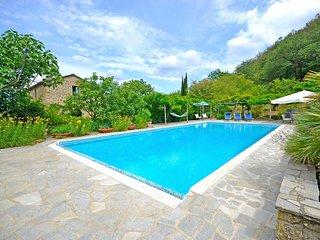 6 bedroom Villa in La Dogana, Tuscany, Italy : ref 5605092