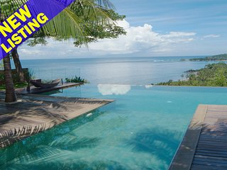 Mora, 3 Bedroom Luxury Villa Senggigi Ocean View in Lombok;