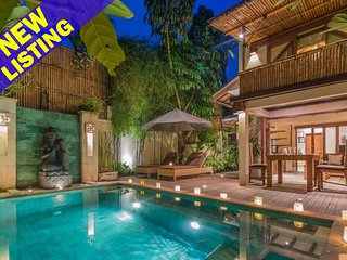 Stylish Perfectly Located 1 Bedroom Villa, Central Seminyak'