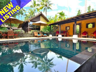 The traditional 2 bedroom villa in Gianyar: