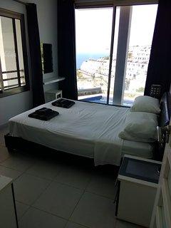 Kingsize bedroom 1st floor Villa