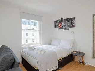 Cute studio ideally located in central London