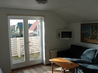 Cozy room with private balcony for 5 at Copenhagen Inn - Room 9