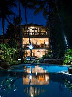 Monkey Beach House-Night time