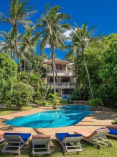 Monkey Beach House- View of the house
