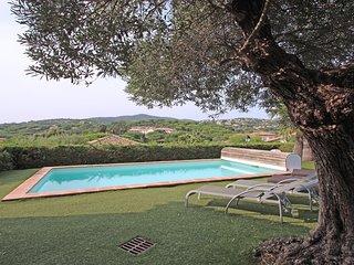 Villa 6/8 pers -Wifi -Climatisation - Sainte Maxime -Vue dégagée