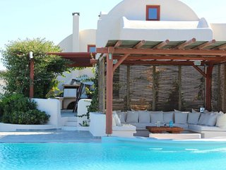 6 bedroom Villa in Karterados, South Aegean, Greece : ref 5667390