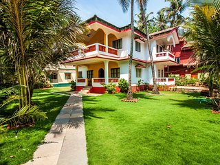 Beach villa Morlim