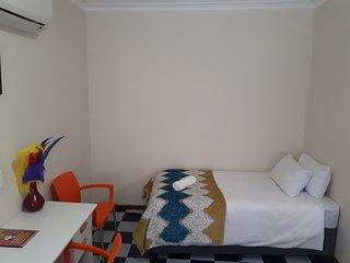 Oriental B&B: Room 1