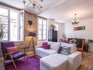 L'Octave-appartement de charme