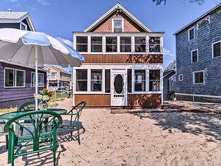 NEW! Beachfront Cottage on the Long Island Sound!