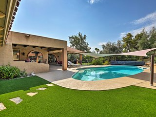 NEW! Paradise Valley Villa w/Pool Near Scottsdale!