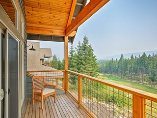 NEW! Cle Elum Home w/Loft - Walk to Golf & Hiking!