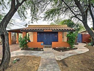 NEW! Unique Tucson 'Hidden Gem' House w/ Pvt Pool!