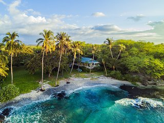 Oceanfront Luxury Puako Beach Estate Home, Puako Bay (74)