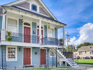 Spacious 3BR/2BA in Uptown NOLA w/ Yard by Domio