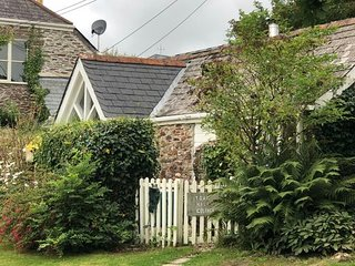 Toad Hall Cottage, Middle Hutcherleigh nr Blackawton