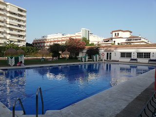 Cozy one bedroom apartment in Carihuela Park Palace