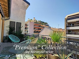 Ashley&Parker - Sunny Top Floor Terrace