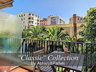 Ashley&Parker -  PARK PROMENADE - Direct acces to the Promenade des Anglais