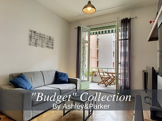 Ashley&Parker - ALBERTI - Large 1 bedroom flat for 4 persons with balcony