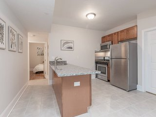 Amazing 3BR/2BA Apt in North End by Domio