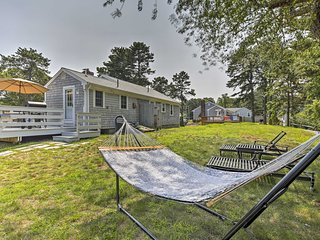 NEW! West Yarmouth Home by Main St - 1Mi to Beach!