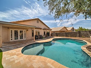 NEW! Gilbert Home w/ Private Backyard & Pool!